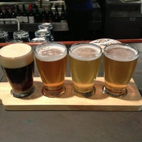 Photo taken at Watch City Brewing Co. by Lee M. on 4/10/2013