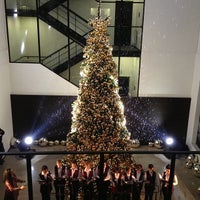 Photo taken at Burberry Global Headquarters by Tove S. on 12/13/2012