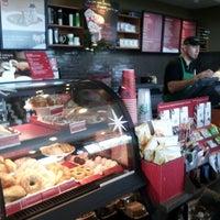 Photo taken at Starbucks by Jen A. on 12/12/2012