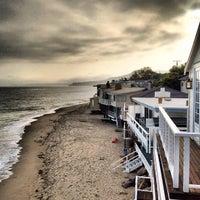 Photo taken at Amarillo Beach by Ken R. on 6/2/2013
