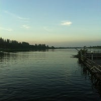 Photo taken at Ruen Pae Fishing Park by Pitchawoot S. on 10/28/2012