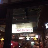 Photo taken at Al Gallo Rosso by Roberto R. on 6/24/2014