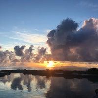 Photo taken at Le Méridien Bora Bora by Hitomi N. on 1/7/2017