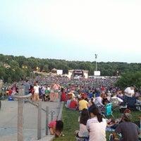 Photo taken at Memorial Park by Lauren D. on 6/29/2013