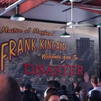 Photo taken at Disaster!: A Major Motion Picture Ride...Starring You! by Dan A. on 10/4/2012