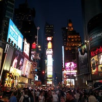 Photo taken at W New York - Times Square by Chris B. on 6/13/2013