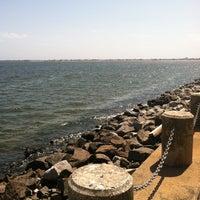 Photo taken at Kingsborough Waterfront by Kirstin S. on 4/16/2013