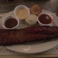 Photo taken at Virgil's Real BBQ by Steve K. on 12/12/2012