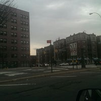 Photo taken at MTA MaBSTOA Bus at Bedford Pk Blvd & The Grand Concourse: (Bx1 + LTD, Bx2, Bx26, BxM4) by Michael Y. on 4/22/2014