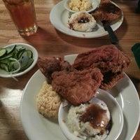 Photo taken at Jestine's Kitchen by Jenny C. on 10/27/2012