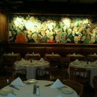 Photo taken at Gallaghers Steakhouse by Coach Z. on 10/21/2012