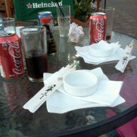 Photo taken at Ocho Sushi - Bar by Cesar V. on 1/23/2013