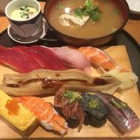 Photo taken at 沼津魚がし鮨 パルシェ6F店 by pimlico on 9/10/2015