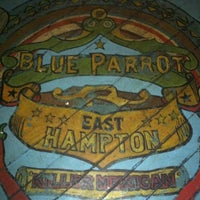 Photo taken at Blue Parrot by Diana . on 8/11/2013