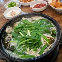 Photo taken at 중동 콩시루 by 김영희 on 12/31/2012