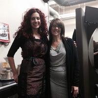 Photo taken at D'Aversa The Salon by Michele K. on 12/11/2013