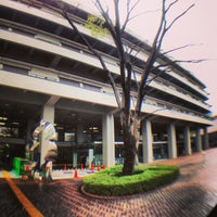 Photo taken at National Diet Library by まさ・なち on 4/3/2013
