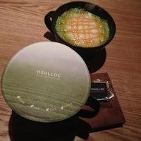 Photo taken at OSULLOC Tea House by Minsub K. on 1/22/2013