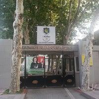 Photo taken at Kadıköy Anadolu Lisesi by Biricik G. on 6/15/2013