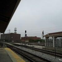 Photo taken at Metra - Western Avenue by Rosie Mae on 6/18/2013