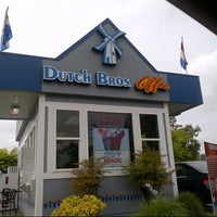 Photo taken at Dutch Bros. Coffee by Troy F. on 5/15/2013