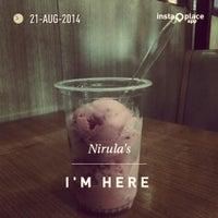 Photo taken at Nirula's by Nimish D. on 8/21/2014