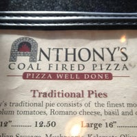 Anthony's Coal Fired Pizza - Clifton, NJ