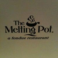 Photo taken at The Melting Pot by _monik1 on 12/3/2012