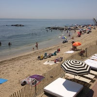 Photo taken at Long Branch Beach by Victoria on 7/17/2013
