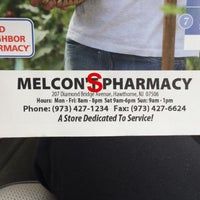 Photo taken at Melcon's Pharmacy by Victoria on 5/15/2015
