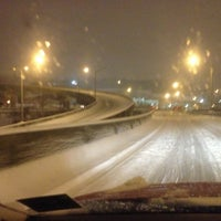 Photo taken at I-80 (Interstate 80) by Victoria M. on 3/19/2013