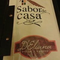 Photo taken at El sabor de casa by Carlos S. on 8/23/2013