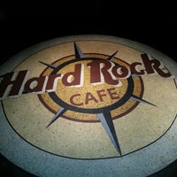 Photo taken at Hard Rock Cafe Caracas by Maximiliano D. on 12/3/2012