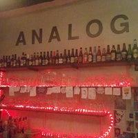 Photo taken at L'Analog Bar by Robert W. on 12/17/2015