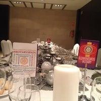 Photo taken at Restaurante GOM by Diego B. on 12/4/2014