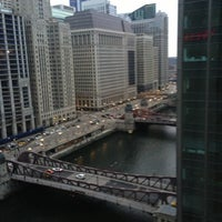 Photo taken at The Westin Chicago River North by Amanda D. on 12/31/2012