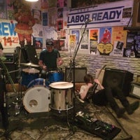 Photo taken at Trailerspace Records by Courtney G. on 2/13/2015