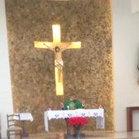 Photo taken at Iglesia San Judas Tadeo by Juan Carlos M. on 8/4/2013