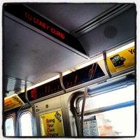 Photo taken at MTA Subway - Manhattan Bridge (B/D/N/Q) by Trevor L. on 4/19/2013
