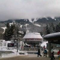 Photo taken at Westin Ski Valet by Dana W. on 1/15/2013