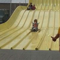 Photo taken at Kansas State Fairgrounds by Byron W. on 9/14/2013
