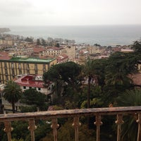 Photo taken at Hotel Britannique by Alex V. on 2/12/2013
