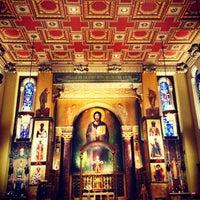 Photo taken at Roman Catholic Church of Our Saviour by Anton B. on 8/8/2014
