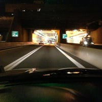 Photo taken at Baltimore Harbor Tunnel by Ricardo F. on 3/22/2013