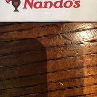 Photo taken at Nando's by Andreea L. on 7/29/2016