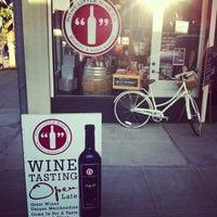 Photo taken at Pithy Little Wine Co. by Pamela K. on 10/11/2013