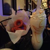 Photo taken at Burger Bar by Sam R. on 4/17/2013