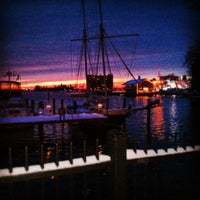 Photo taken at Norfolk Boat Club by Carl T. on 1/30/2014