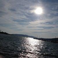 Photo taken at Trogirska riva by Christian K. on 8/30/2013