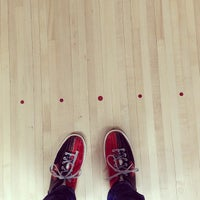 Photo taken at AMF Valley View Lanes by Molly L. on 4/22/2013